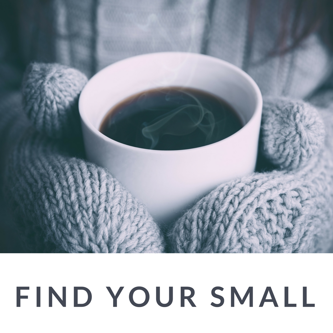 Find your small